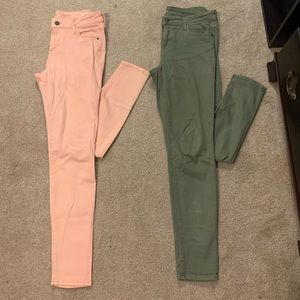 2 pairs of old navy jeans! 2 for 1 deal!